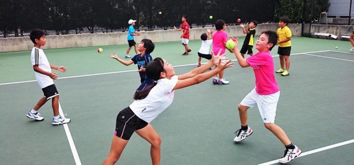 安城校「夏休みジュニア特別強化練習会」初日終了