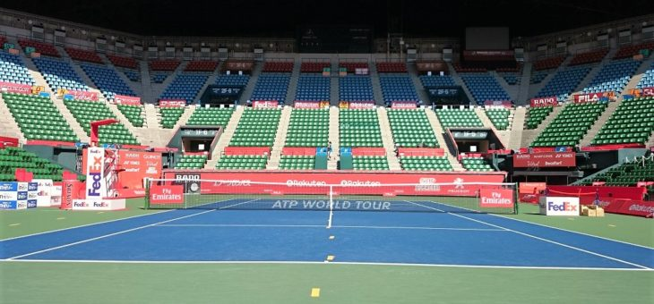 ATP500 楽天JAPAN OPEN