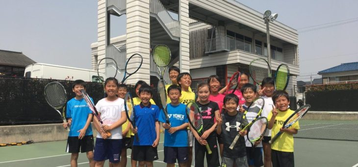 安城校 2018春休みジュニア特別強化練習会 2日目