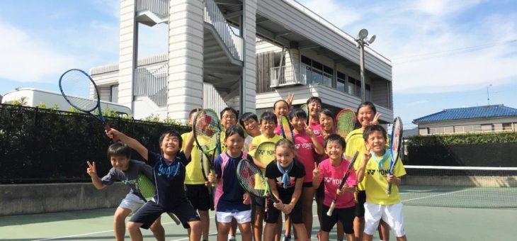 SHOW.T.P安城校 夏休みジュニア特別強化練習会 2日目