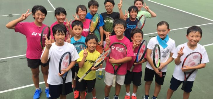 SHOW.T.P安城校 夏休みジュニア特別強化練習会