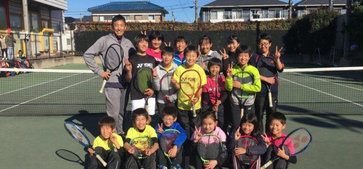 SHOW.T.P安城校  冬休みジュニア特別強化練習会 3日目最終日