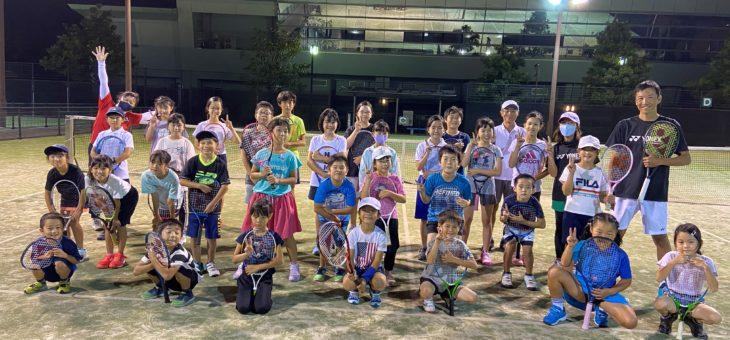 安城市ジュニアテニス教室