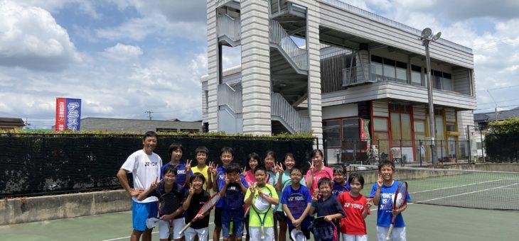SHOW.T.P安城校 夏休みジュニア強化練習会 最終日