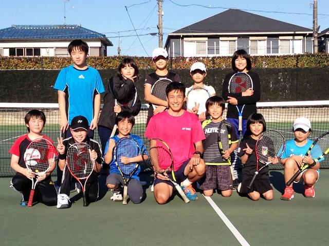 SHOW.T.P安城校 冬休みジュニア短期練習会初日終了