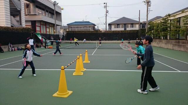 テニス以外も学べる環境