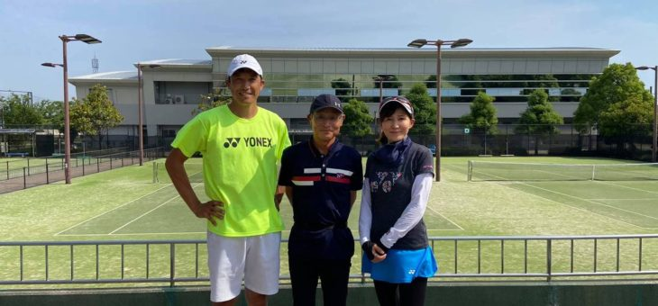 安城市令和3年度1期スポーツ教室【硬式テニス教室(女性)】